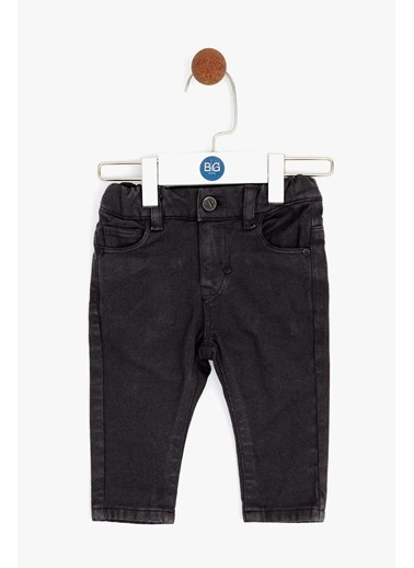BG Baby Erkek Bebek Gri Pantolon Gri